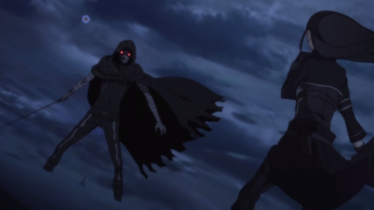 Death Gun vs Kirito FIght
