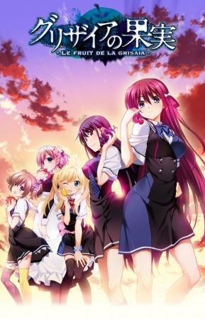 Grisaia no Kajitsu Anime PV