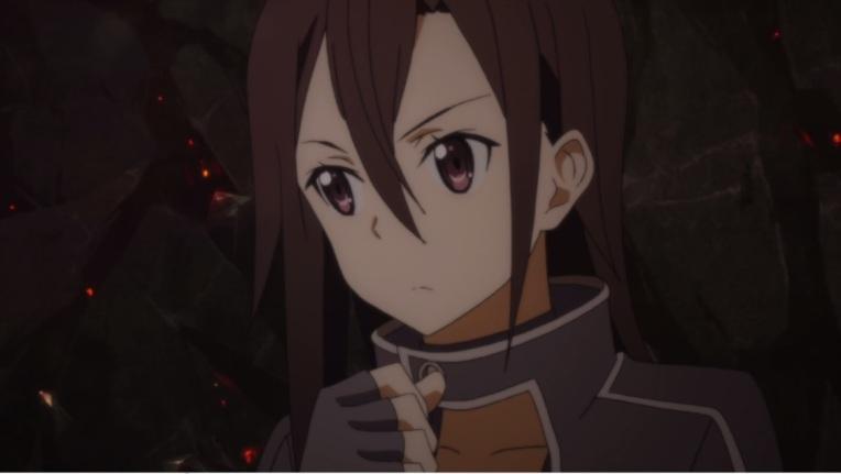 Kirito solving Death Gun mystery