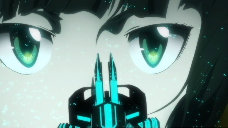 Akane Dominator Psycho Pass