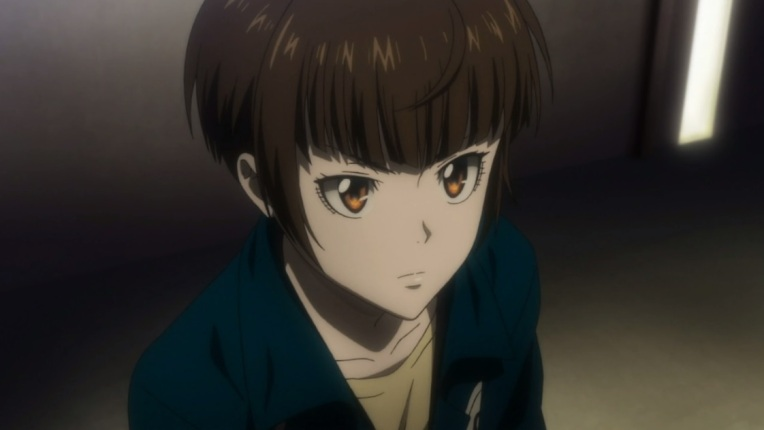 Akane Psycho Pass