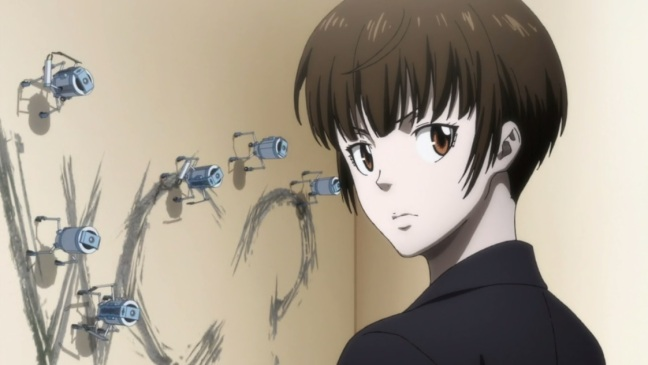 Akane Psycho Pass Second Season Episode 3 Impressions