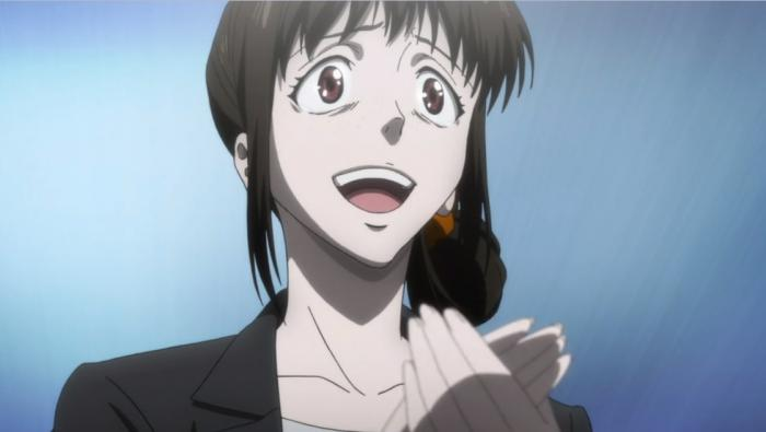 Crazy Mika Clapping Psycho Pass