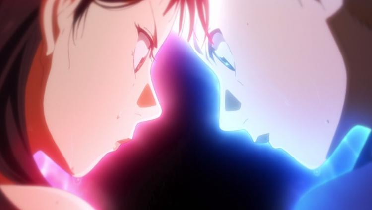 Shigatsu Emi and Aiza