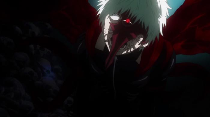 Kaneki Going Insane